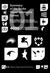 Recopilación de los Libros Juegos Visuales Geométricos 01. 4000 Diseños Geométricos. Collection of Geometric Visual Games Books 01. 4000 Geometric Designs
