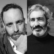 Alberto Terrer e Iván Rodríguez