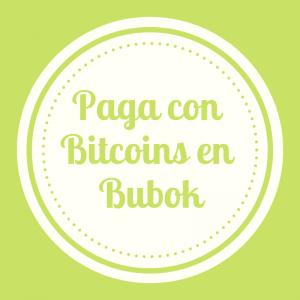 Paga con bitcoins y otras criptomonedas en nuestra tienda