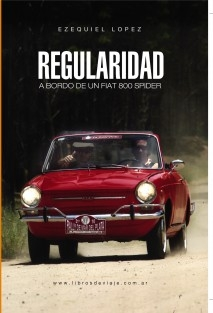 Regularidad. A bordo de un Fiat 800 Spider