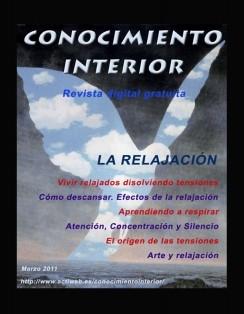 LA RELAJACIÓN. REVISTA GRATUITA CONOCIMIENTO INTERIOR