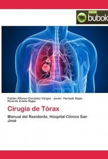 Cirugia de Tórax, Manual del Residente.