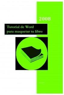 Tutorial de word para maquetar tu libro