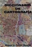 Diccionario de cartografía