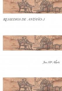 REMEDIOS DE ANTAÑO -3