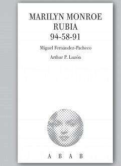 MARILYN MONROE, RUBIA, 94-58-91