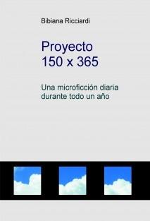 Proyecto 150 x 365