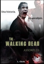 Libro The Walking Dead Assempled, autor libroschichi