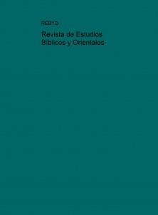 Revista de Estudios Bíblicos y Orientales