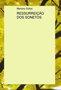 RESSURREIÇÃO DOS SONETOS