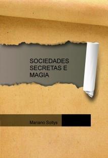 SOCIEDADES SECRETAS E MAGIA