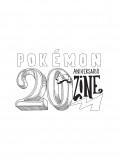 Pokémon 20° Aniversario Zine