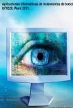 Aplicaciones informáticas de tratamiento de textos. UF0320. Word 2013