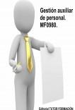 Gestión auxiliar de personal. MF0980