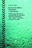 Bromuro de Metilo y Efectividad Cuarentenaria: Factores que influyen en la susceptibilidad de Anastrepha fraterculus (Wiedemann, 1830), (Diptera: Tephritidae) al bromuro de metilo