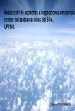 Realización de auditorías e inspecciones ambientales, control de las desviaciones del SGA. UF1946.