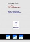 VIDEOLIBRO: LAS PROGRESIONES