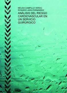 ANÁLISIS DEL RIESGO CARDIOVASCULAR EN UN SERVICIO QUIRÚRGICO