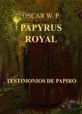 Testimonios de papiro