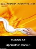 Curso de OpenOffice Base 3
