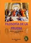 FILOSOFÍA DE LA PRUEBA