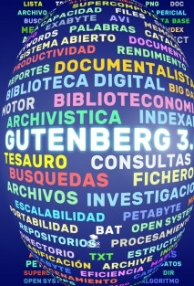OPEN PROJECT GUTENBERG 3.0 - Gestión de Bibliotecas Locales de Archivos Digitales de todo tipo.