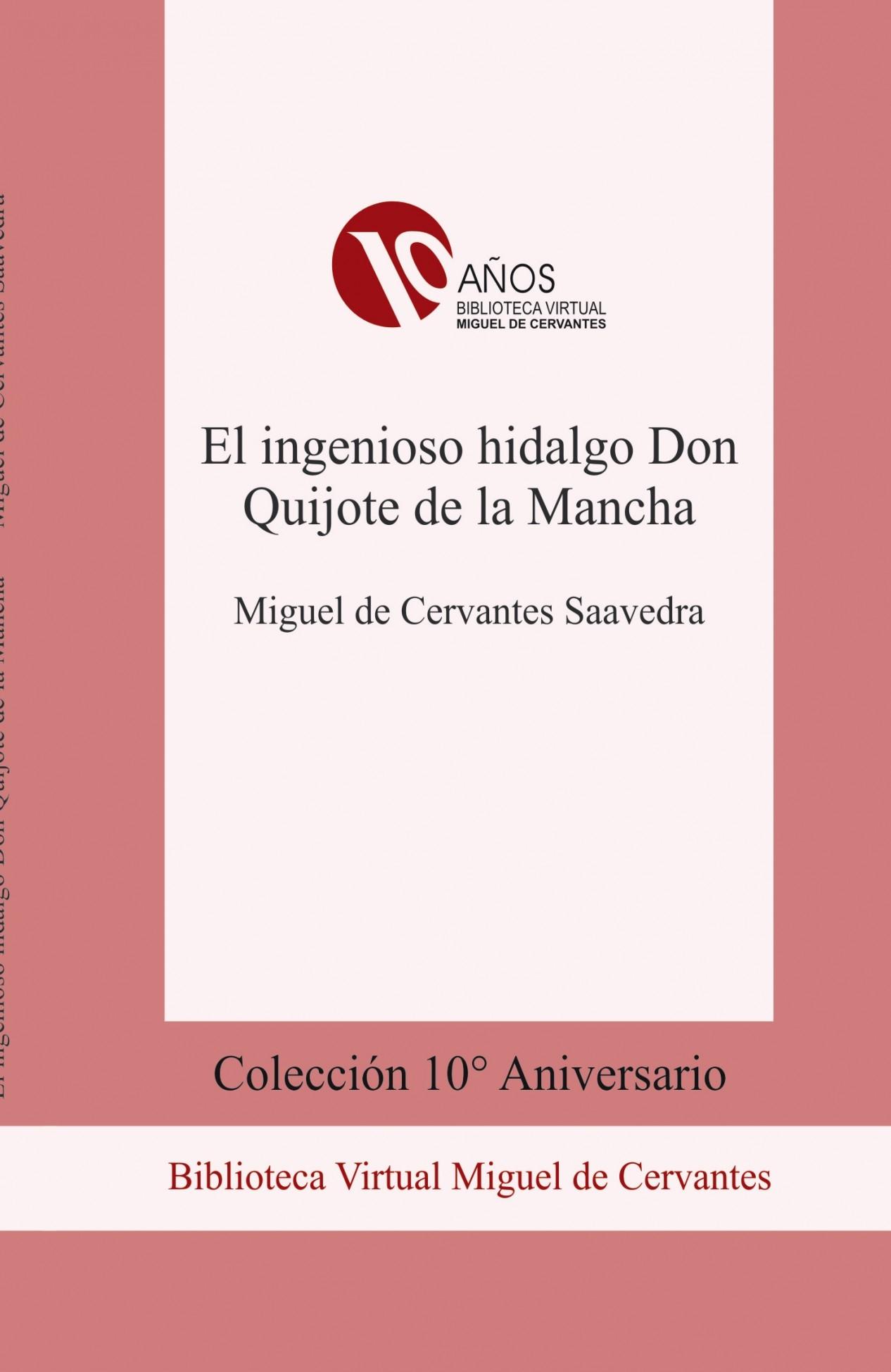 Libro El Ingenioso Hidalgo Don Quijote De La Mancha Color Biblioteca Miguel De Cervantes