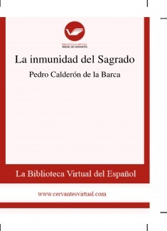 La inmunidad del Sagrado