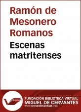 Escenas matritenses
