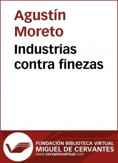 Industrias contra finezas
