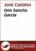 Don Sancho García