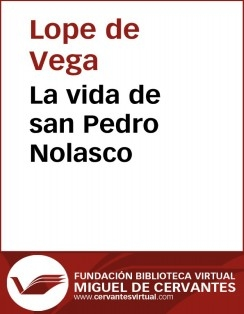 La vida de san Pedro Nolasco