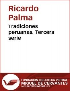 Tradiciones peruanas III