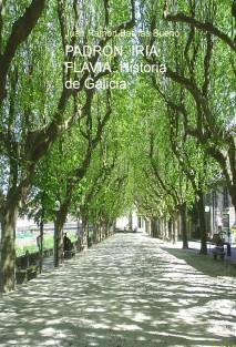 PADRÓN, IRIA FLAVIA. Historia de Galicia.