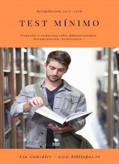 Test mínimo. Recopilación 2017-2018
