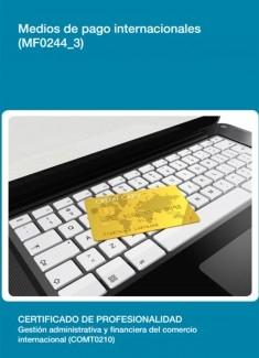 MF0244_3 - Medios de pago internacionales