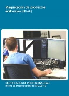 UF1461 - Maquetación de productos editoriales