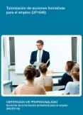 UF1646 - Tutorización de acciones formativas para el empleo