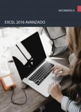 Libro Excel 2016 avanzado, autor Editorial Elearning