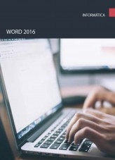Libro Word 2016, autor Editorial Elearning