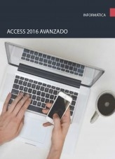 Libro Access 2016 Avanzado, autor Editorial Elearning