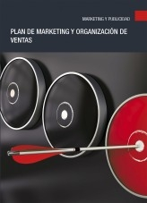 Libro COMM017PO: Plan de marketing y organización de ventas, autor Editorial Elearning