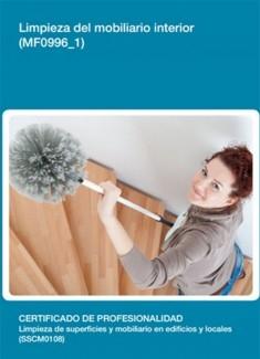 MF0996_1 - Limpieza del mobiliario interior
