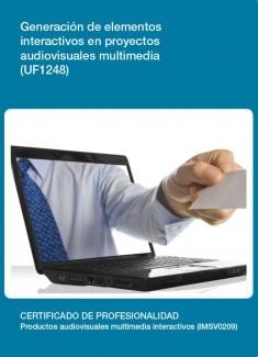 UF1248 - Generación de elementos interactivos en proyectos audiovisuales multimedia.