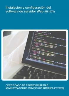 UF1271 - Instalación y configuración del software de servidor web