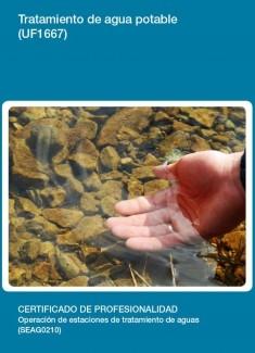 UF1667 - Tratamiento de agua potable