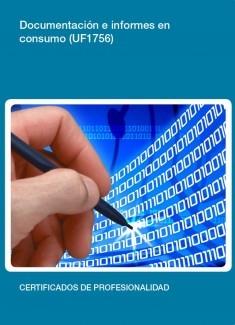 UF1756 - Documentación e informes en consumo