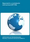 UF1784 - Negociación y contratación internacional