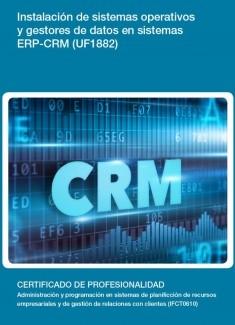 UF1882 - Instalación de sistemas operativos y gestores de datos en sistemas ERP-CRM