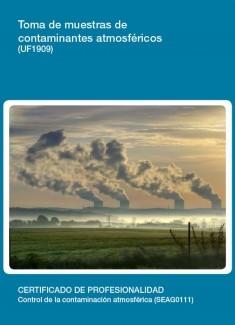UF1909 - Toma de muestras de contaminantes atmosféricos